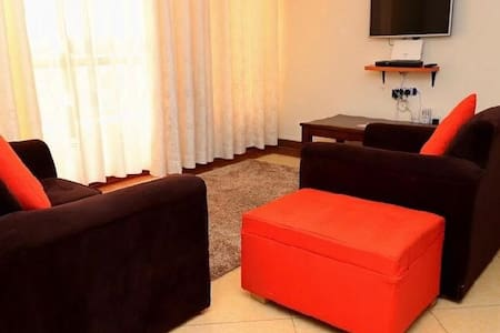 Modern one bedroom apartment in Ruaka