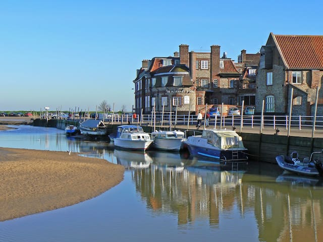 17th century Blakeney apartment - Blakeney - Apartment