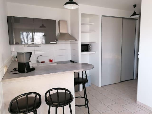 Appartement 45m2