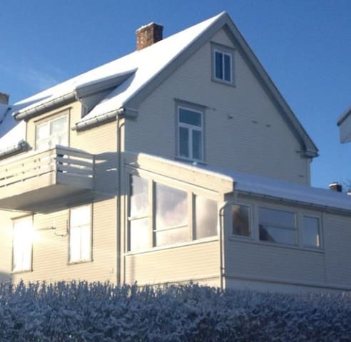 Nice rooms 10 min from Trondheim centrum by bus.