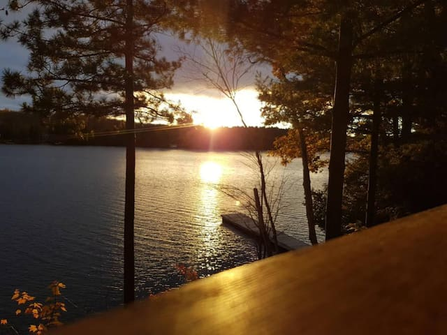 Lakeside Charmer an Irresistible family cottage on Acton Island!