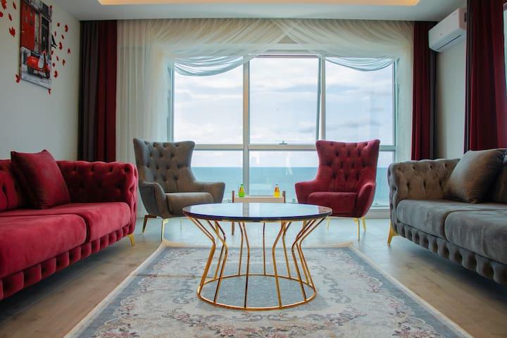 Elegant Blue Suites