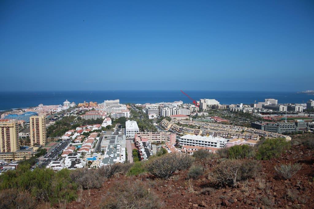 Centre de playa de las americas appartamenti in affitto for Appartamenti affitto tenerife