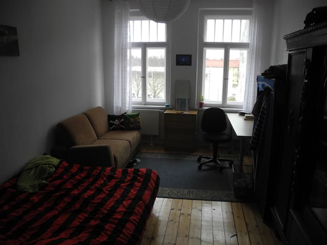 günstiges Zimmer in Leipzig- Schönefeld - Leipzig - Byt
