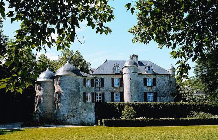 Château  3 km Saint Jean de Luz