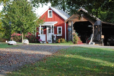 The Grain Shed at Woodhaven Farm - Cabin
