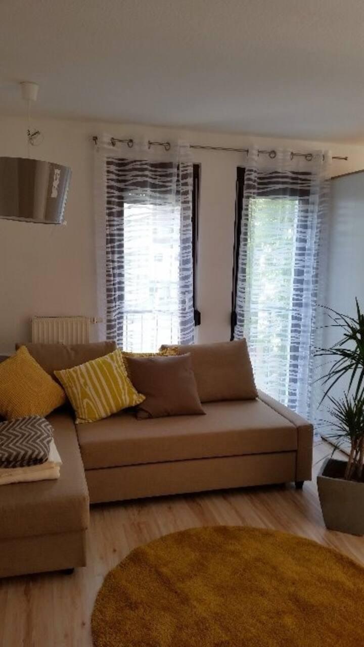Zimmer in netter WG in Stuttgart