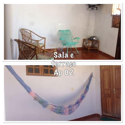 Apartamento em Peroba (Maragogi) - Térreo 02 - Maragogi - Pis