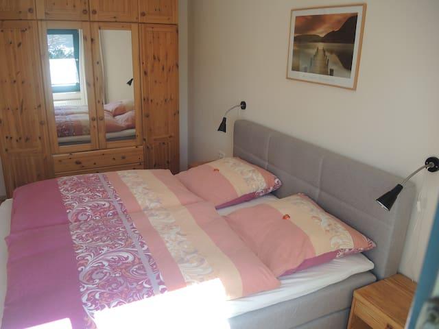 Ferienwohnung Rösner (Vöhl-Herzhausen) -, Ferienwohnung 50qm, 1 Schlafzimmer, max. 4 Personen