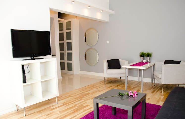 NICE APARTMENT IN THE HEART OF WARSAW DOWNTOWN - Warsaw - Apartmen