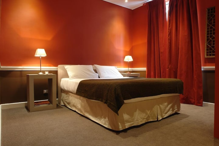 Superior Double or Twin Hotel Room in Athens