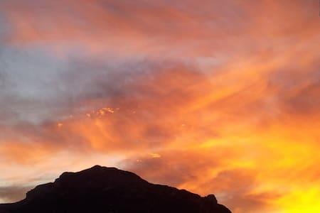 Appart.  avec vue sur la montagne - ECHIROLLES - Apartemen