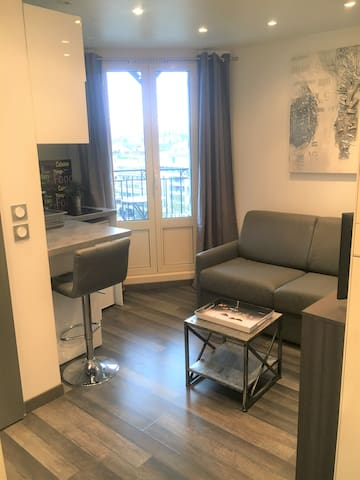 Studio in the city center - Annecy - Apartamento
