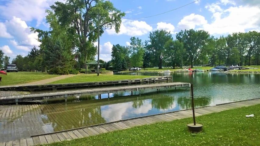 Owasco Lake boat launch