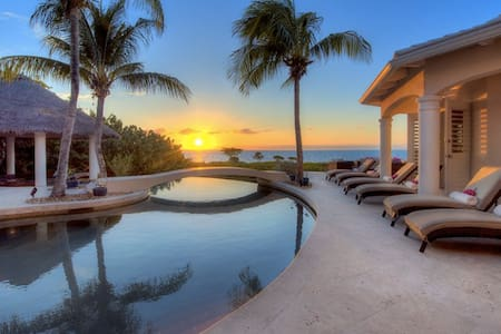 Avalon in Turtle Cove-An Exceptional Luxury Villa
