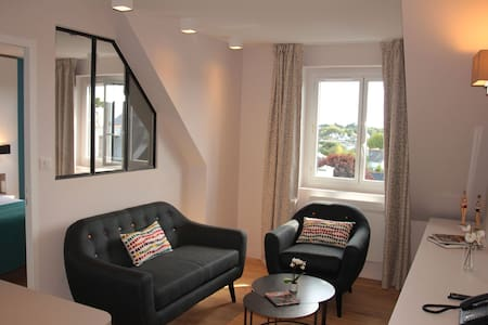 Apartment for 2 persons - 150m from the sea - Bénodet