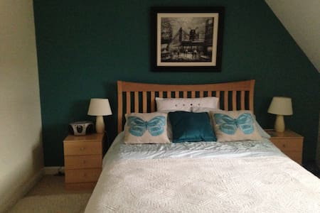 Luxury en-suite with king size bed - Braintree - House
