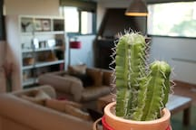 Loft ,no vecinos, relajación.......