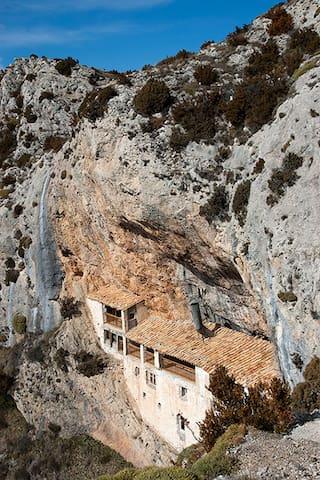 Ermita de La Peña de Anies