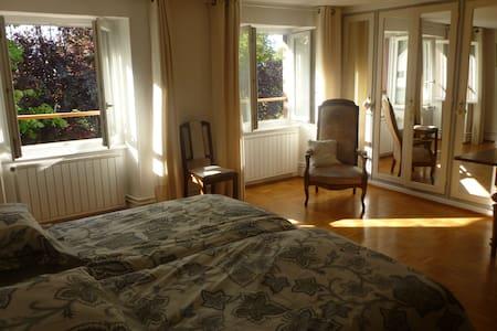 Une chambre de charme en Alsace - Reichshoffen - Pousada