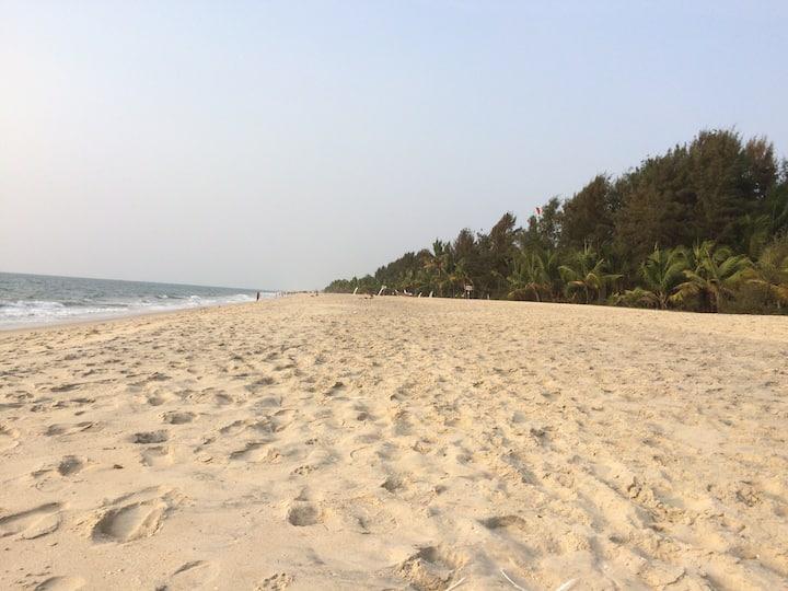 Marari Secret Beach Yoga & Kalarippayattu Homestay