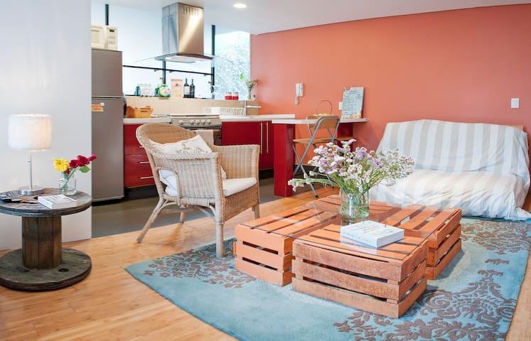 L'Olive Gorgeous studio apartment
