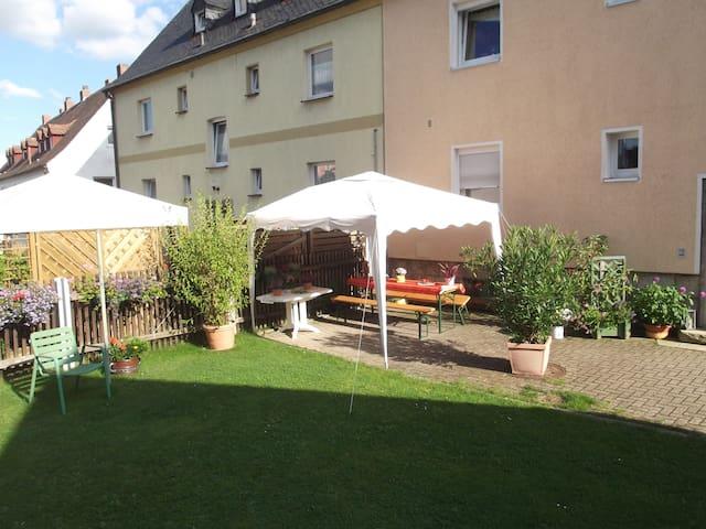 Ferienwohnung mit allem - Arzberg - Apartment