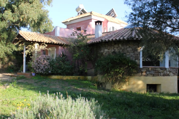Casa La Ermita a quiet country home - Barbate - Villa
