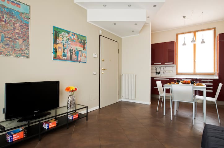 Maison SARA Rho Fair Milan Expo - Rho - Apartment