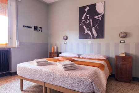 COZY B&B LA VOLPINA, SEA FRONT - Rimini