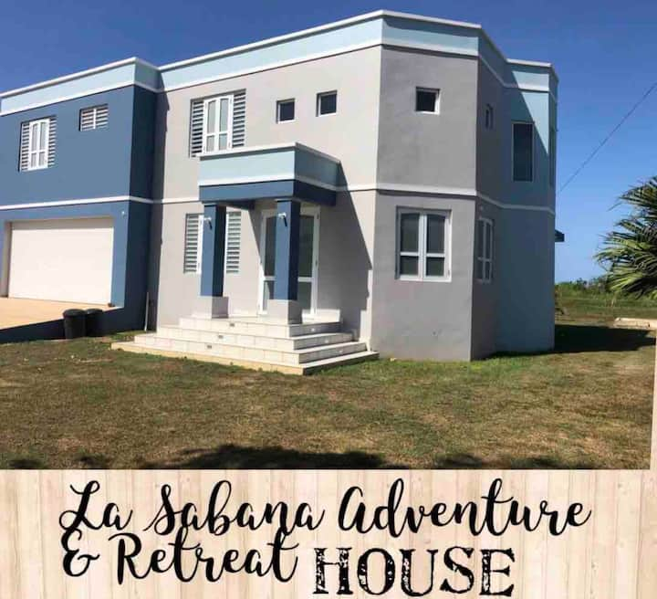 La Sabana Adventure & Retreat House