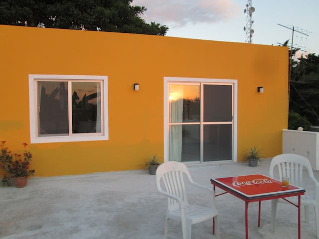 Best sunset view in Izamal - Izamal - Apartment