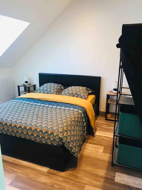 Appartement neuf et agréable