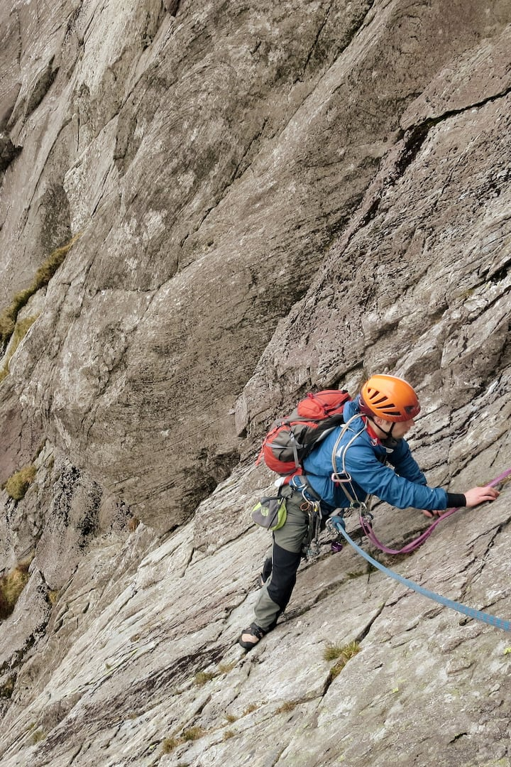 Jack, Classic mountain routes, tryfan