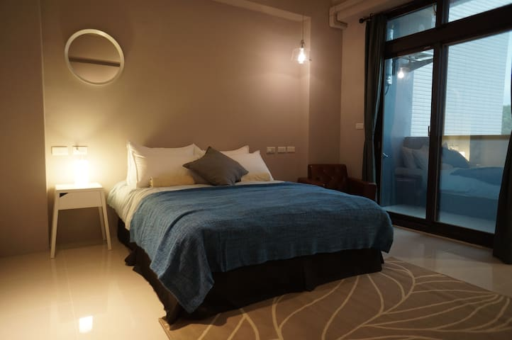=NEW= 2F-雙人房 Double Room - Hualien City - Casa