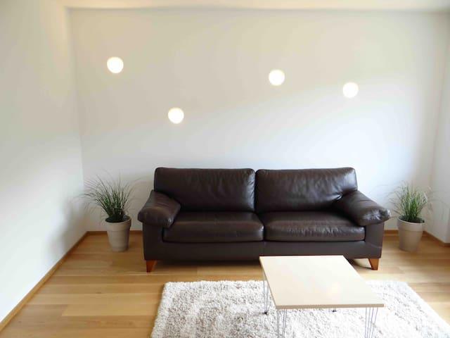 Wiesen Appartement mit 107 m2