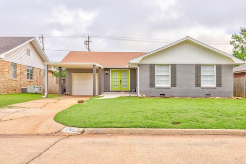 3 BR Newly Remodeled Home, Sleeps 8!