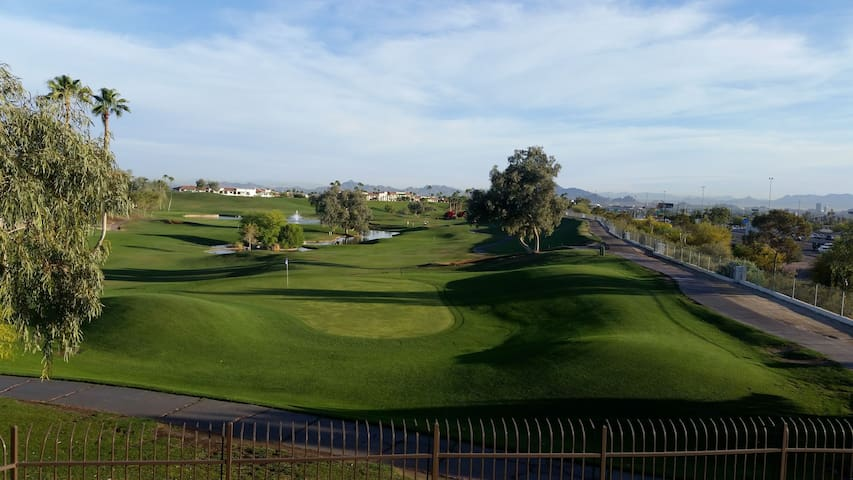 Great view of the valley ~ 3 mi. to Diablo Stadium
