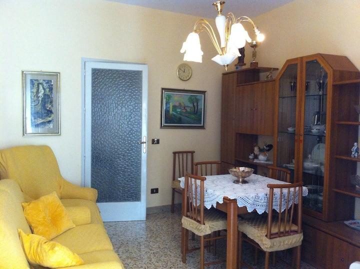 Comfortable apartment in Termini imerese, Sicily