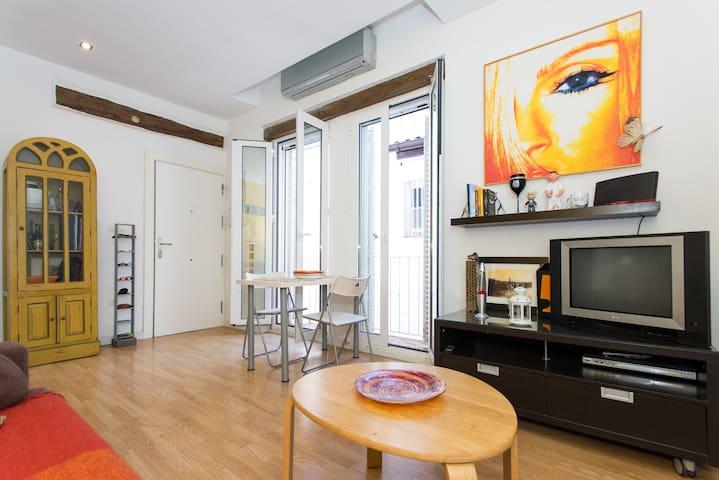 Nice apartment + terrace