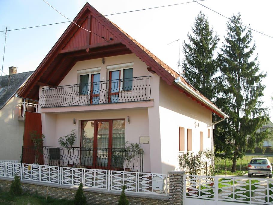 Casa Amicalis guesthouse