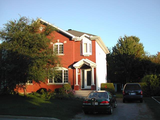 Chambre privée (lit pour 2) - Trois-Rivières