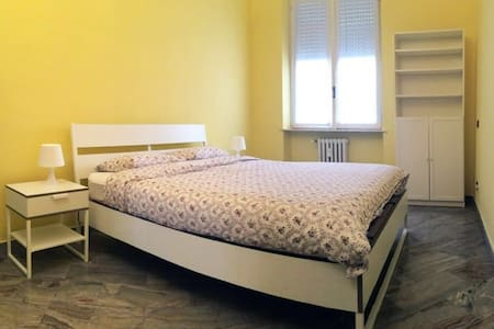 Cozy bedroom in the center of Milan (S. Agostino) - Milano