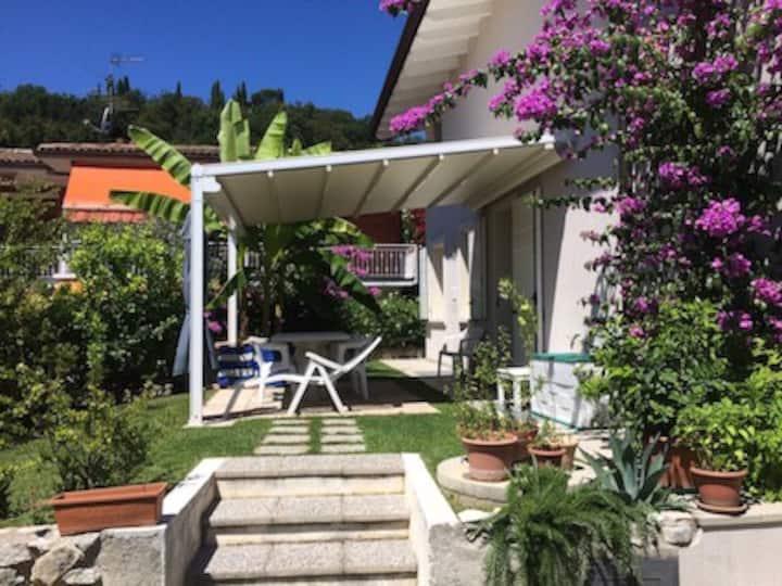Villa Cremonini sul Lago di Garda