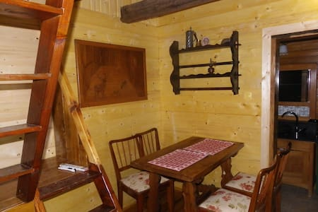 foresthouse2 - Rakovica - Talo