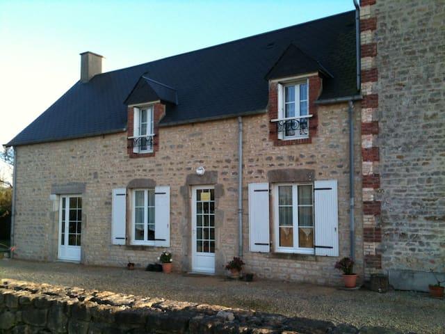 GuestHouse close  Ste Mère-Eglise - Picauville - Haus