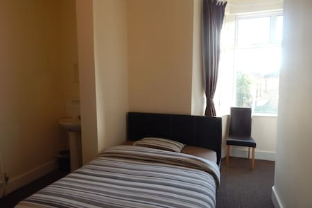 Double En-suite with Shower Room - Uxbridge