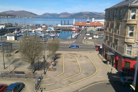 Marina View - Rothesay - Pis