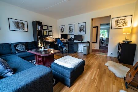 fully furnitured apartment in Uppsala.