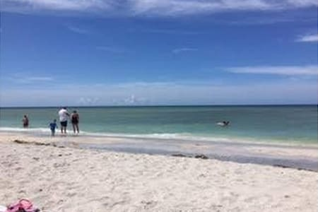 3 Beautiful Beaches just 15 minutes away! - Fort Myers - Ev